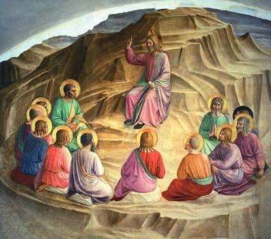 Discurso da Montanha - Beato Angelico