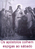 OsApostolosColhemEspigasAoSabado
