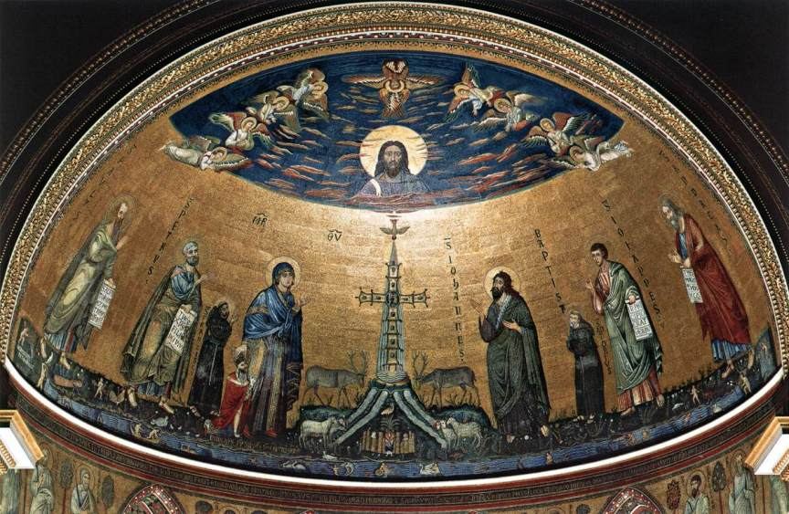 Resultado de imagem para dedicazione della basilica di san giovanni in laterano