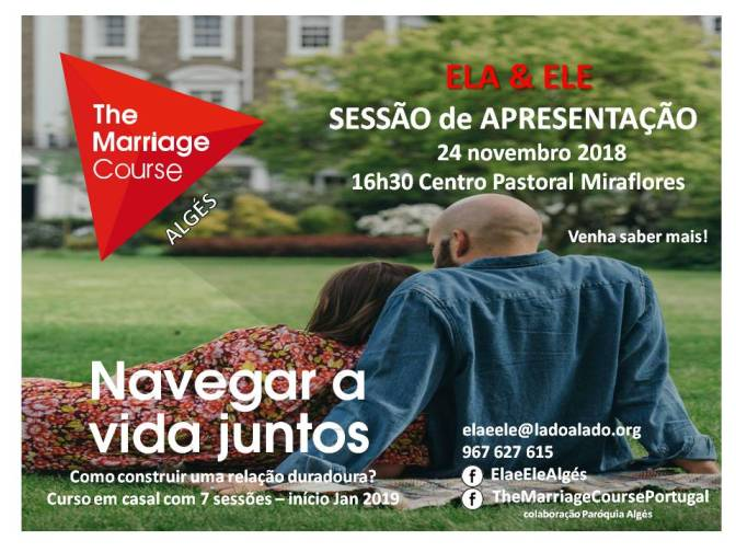 Ela & Ele – Miraflores – 24 nov 2018 – 16h30