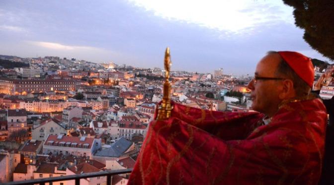 Carta aos diocesanos de Lisboa