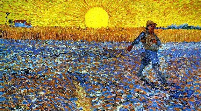 19 set 2020 «A semente que caiu em boa terra são aqueles que conservam a palavra e dão fruto pela sua perseverança»