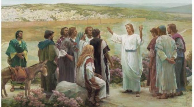 23 set 2020 «Enviou-os a proclamar o reino de Deus e a curar os enfermos»