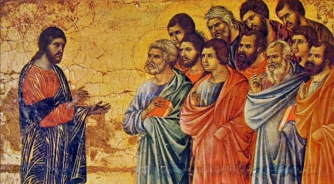 25 set 2020 «És o Messias de Deus. O Filho do homem tem de sofrer muito»