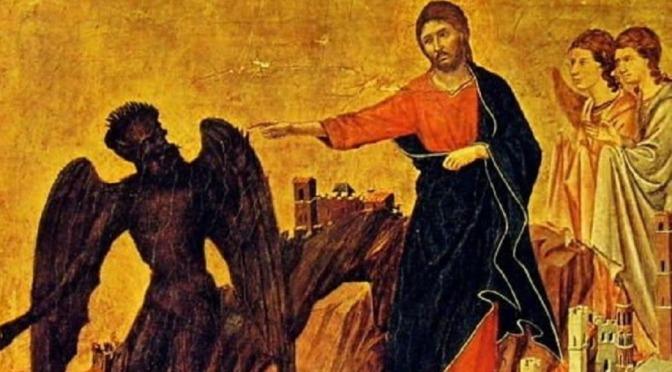 9 out 2020 «Se Eu expulso os demónios pelo dedo de Deus, então o reino de Deus chegou até vós»
