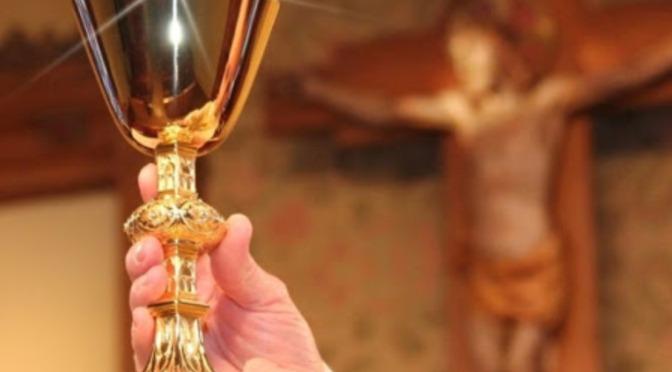 Horário da santa missa