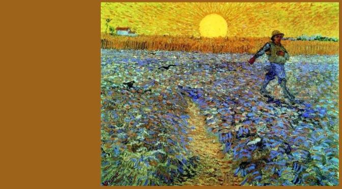 27 jan 2021 «O semeador saiu a semear»