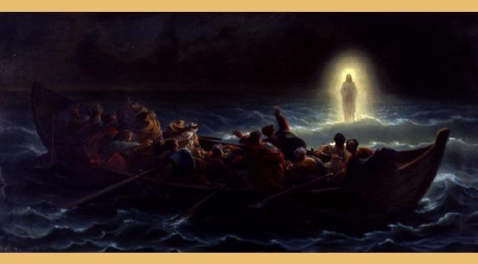 17 abr 2021 «Viram Jesus caminhando sobre o mar»